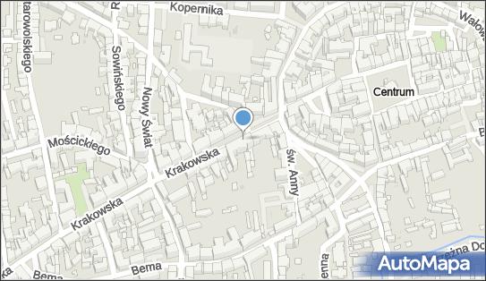 Kantor, Krakowska 2, Tarnów - Kantor, numer telefonu