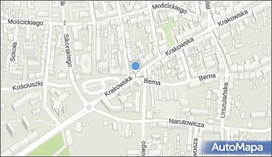 Kantor, 33-100 Tarnów, Krakowska 32 - Kantor, numer telefonu