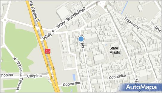 Krajowy Rejestr Karny, Toruń, Piekary 51 - Krajowy Rejestr Karny, numer telefonu