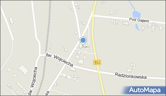 Lotos, Orzechowska 119, Radzionków - LPG - Stacja