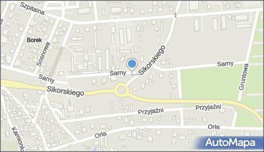 Stacja LPG, Sikorskiego Władysława, gen.871, Tarnobrzeg 39-400 - LPG - Stacja