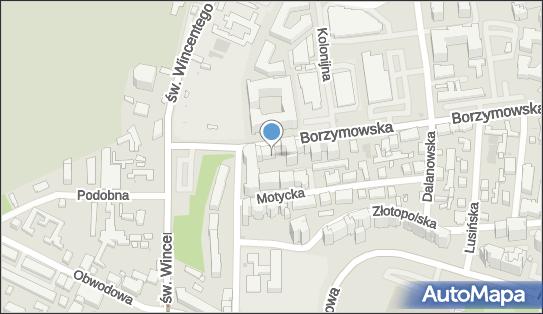 Monopolowy, Borzymowska 41, Warszawa 03-565 - Monopolowy - Sklep