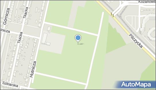 Ogródki działkowe, Hutnicza, Wrocław 54-139 - Ogródki działkowe