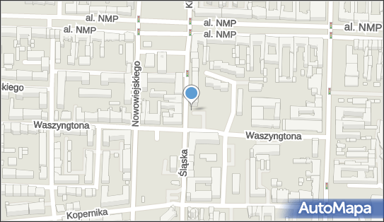 Parkomat, Śląska, Częstochowa 42-217 - Parkomat