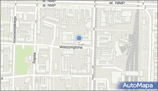 Parkomat, Waszyngtona, Częstochowa 42-217 - Parkomat