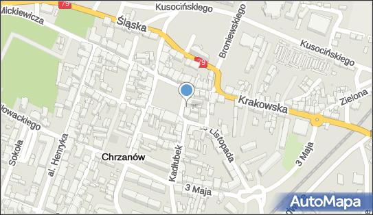 FUP Chrzanów, ul. Rynek 10, Chrzanów 32-500, godziny otwarcia, numer telefonu