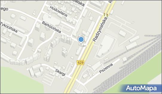 UP Warszawa 24, ul. Radzymińska 105, Warszawa 03-573, godziny otwarcia, numer telefonu