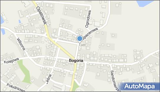 Gminny Ośrodek Pomocy Społecznej, ul. Rynek 7, Bogoria 28-210 - Pomoc Społeczna, numer telefonu