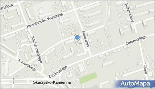 Handel Obwoźny, 26-110 Skarżysko-Kamienna, ul. Moniuszki 3/9 - Przedsiębiorstwo, Firma