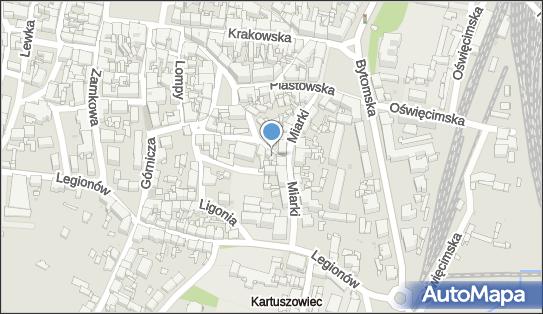 PAC, Kaczyniec 8, Tarnowskie Góry 42-600 - Przedsiębiorstwo, Firma