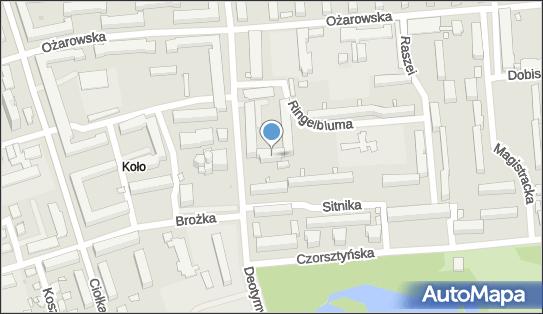 Union Finance, ul. Deotymy 52, Warszawa 01-404 - Przedsiębiorstwo, Firma, numer telefonu