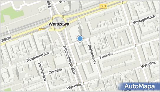 Watermark, ul. Nowogrodzka 31, Warszawa 00-511 - Przedsiębiorstwo, Firma, numer telefonu