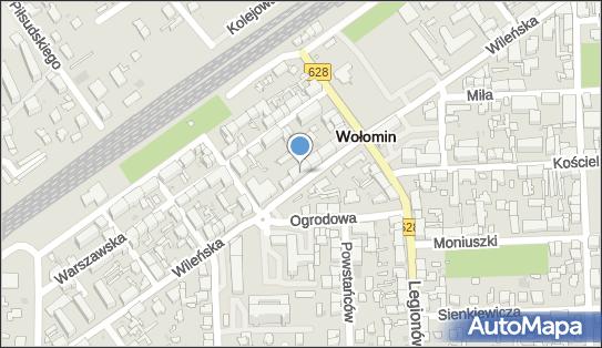 Medica, Wileńska 25, Wołomin 05-200 - Przychodnia, godziny otwarcia, numer telefonu