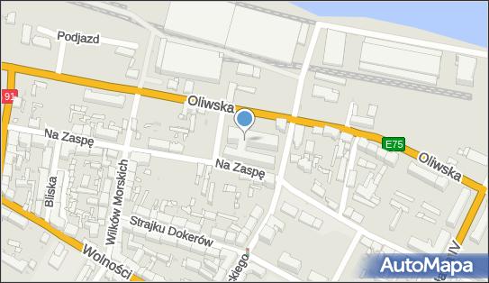 Szpital, Gdańsk, Oliwska 62 - Przychodnia, numer telefonu