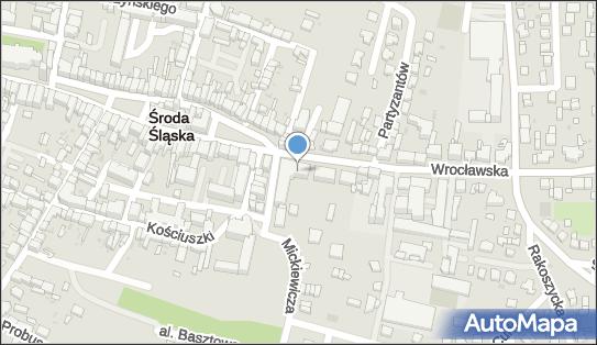 PZU Oddział Środa Śląska, 55-300 Środa Śląska, Wrocławska 2 - PZU - Ubezpieczenia, numer telefonu