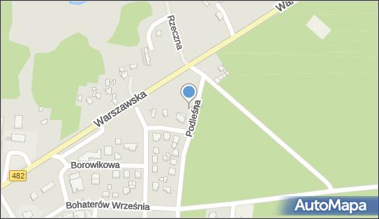 Kameralna, Podleśna 1, Łask 98-100 - Restauracja, numer telefonu