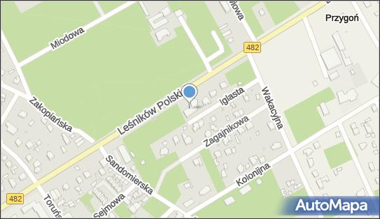 Restauracja Przygoń, Łask, ul. Iglasta 8 - Restauracja, godziny otwarcia, numer telefonu