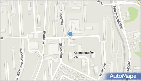 p.w. Św. Aniołów Stróżów, os. Kosmonautów 120, Poznań - Rzymskokatolicki - Kościół, numer telefonu
