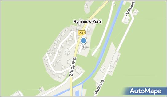 Sanatorium Rymanów - wilia Opatrzność, 38-481 Rymanów-Zdrój - Sanatorium, numer telefonu