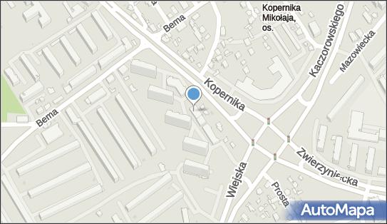 Koloseum, 15-356 Białystok, Lisia - Siłownia