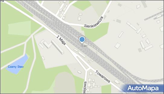 Brzeg Dolny, Kolejowa, Brzeg Dolny 56-120 - Stacja, Dworzec kolejowy