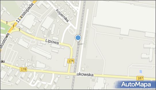 Oborniki Wielkopolskie Miasta, Młyńska, Oborniki 64-600 - Stacja, Dworzec kolejowy