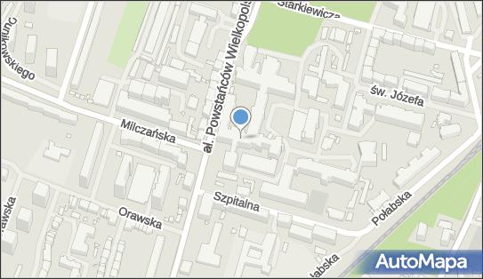 Samodzielny Publiczny Szpital Kliniczny Nr 2, Szczecin - Szpital, numer telefonu
