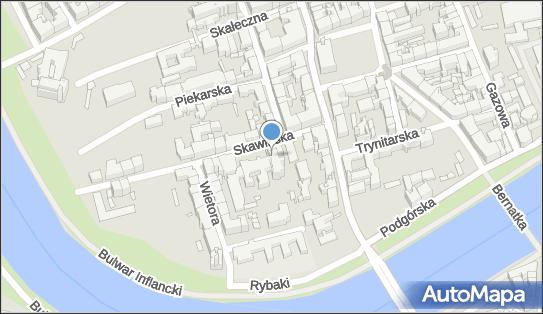 Szpital Uniwersytecki, ul. Skawińska 8, Kraków 31-066 - Szpital, numer telefonu