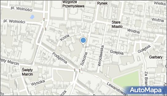 Wielospecjalistyczny Szpital Miejski im. J. Strusia, 61-833 Poznań - Szpital, numer telefonu