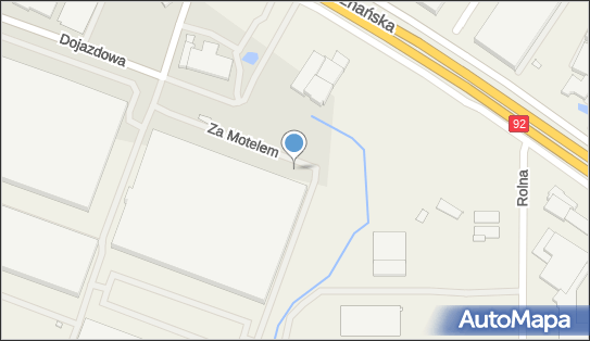 SOLID LOGISTICS, Za Motelem, Sady 62-080 - Transport, Spedycja, numer telefonu
