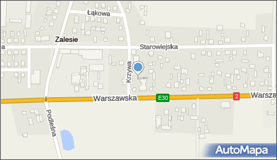 UG, 21-512 Zalesie, Warszawska 34 - Urząd Gminy, godziny otwarcia, numer telefonu