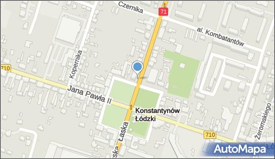 Urząd Miejski, Zgierska 2, Konstantynów Łódzki 95-050 - Urząd Miasta i Gminy, numer telefonu