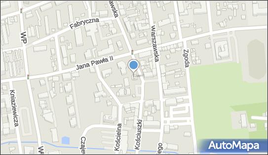 Urząd Stanu Cywilnego, Plac marsz. Józefa Piłsudskiego 1 05-500 - Urząd Stanu Cywilnego, numer telefonu
