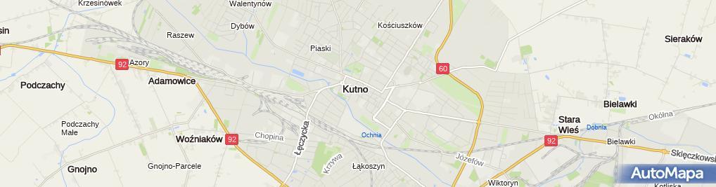 Zdjęcie satelitarne Cyfrowy Polsat