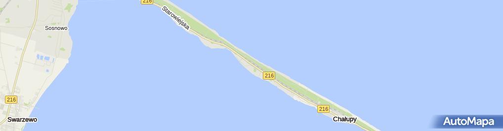 Zdjęcie satelitarne Polaris