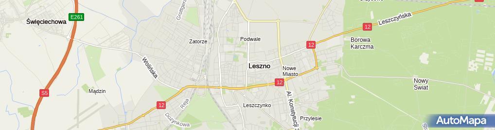 Zdjęcie satelitarne Ryszad, Małgorzata, Tomasz Stawowy