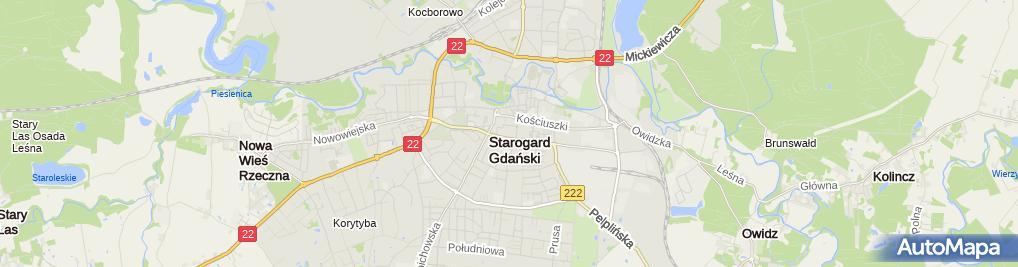 Zdjęcie satelitarne Play