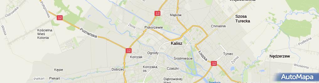Agora J Bąkowski P Chojnacki Długosza Jana 10 Kalisz 62