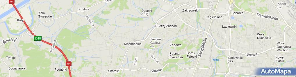 Zdjęcie satelitarne Bartłomiej Mularz
