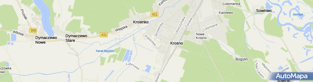Zdjęcie satelitarne Joanna Leońska ekoj.pl