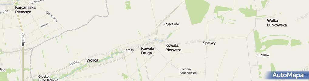 Zdjęcie satelitarne Mariusz Kobiałka - Działalność Gospodarcza