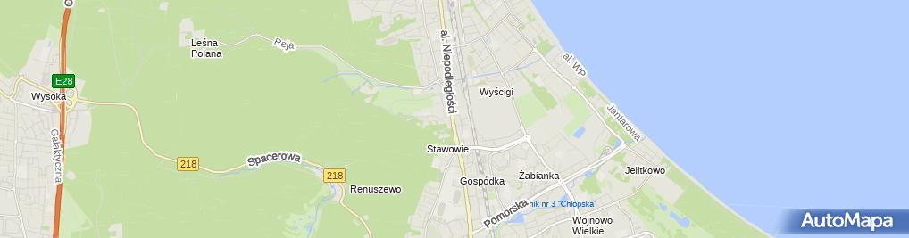 Zdjęcie satelitarne Piotr Łuszcz Prime Piotr Łuszcz