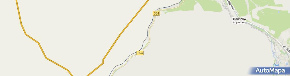 Zdjęcie satelitarne Drausendorf neissebruecke 2009 h