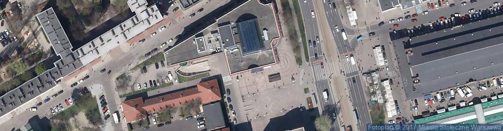 Zdjęcie satelitarne Amerykańska Restauracja TGI Friday's