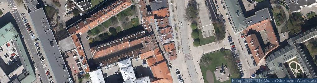 Zdjęcie satelitarne Hotel de Saxe nr 3/5