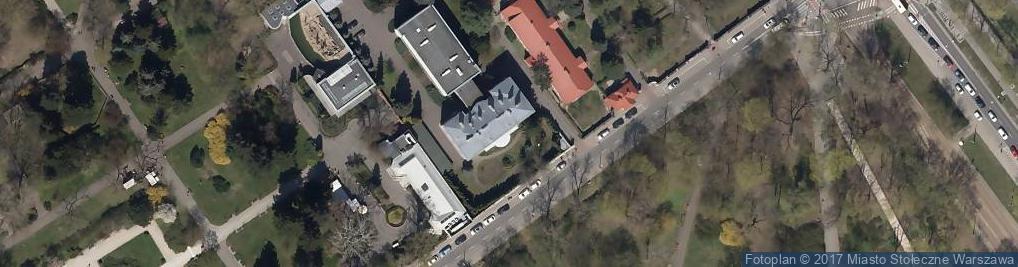 Zdjęcie satelitarne Kościół Matki Boskiej Loretańskiej
