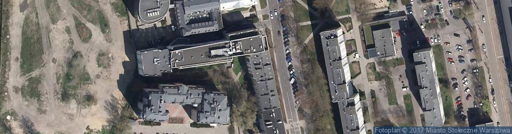 Zdjęcie satelitarne SGB