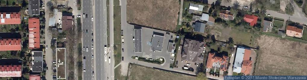 Zdjęcie satelitarne BP