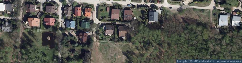 Zdjęcie satelitarne M.C.D.Roboty Budowlane Jacek Wójtowicz