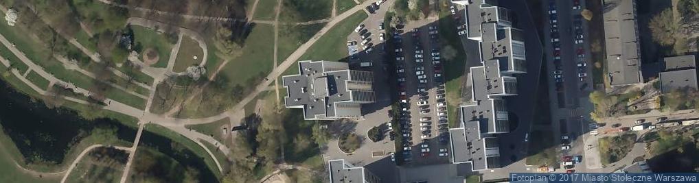 Zdjęcie satelitarne Usługi Ogólnobudowlane